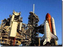 AMS and Space Shuttle