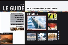 CanalSat Guide