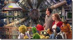 The Muppets at CERN