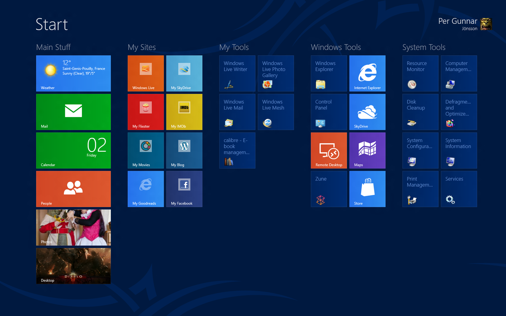 Windows 8 Customer Preview Not Really Impressed My