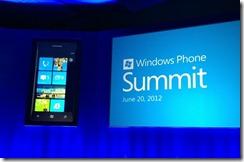 Windows Phone 8 Summit