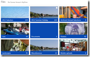 SkyDrive Photo Albums