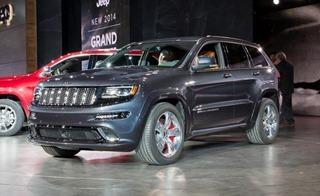 2014 Grand Cherokee SRT8 - 2