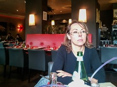 Lunch at Da Vinci in Divonne Les Bains