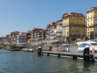 Holiday Porto 2013 - Going on the obligatory 6 bridges cruise along the Duoro