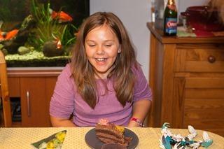Cassandras Birthday 2013 - Cake