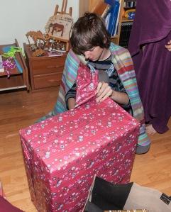 Jonathan's 15th Birthday