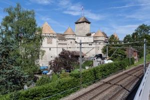 Visit at Château de Chillon