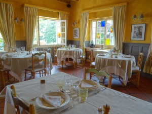 Auberge des Chasseures Grande Salle