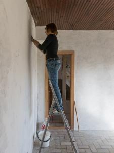 """Renovating the """"Petit Salon"""""""