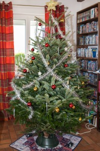"""""""Lillejulafton"""", time to bring in the Christmas three and decora"""