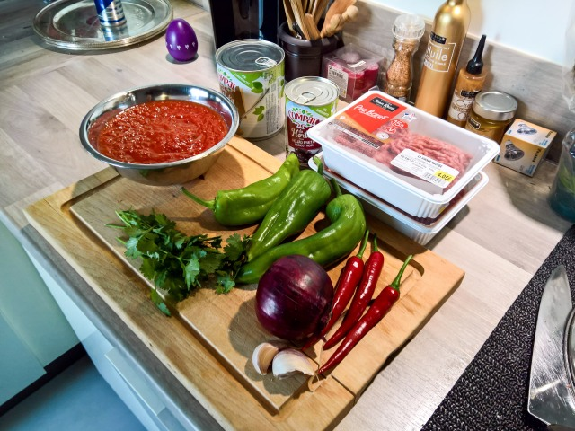 Chili time again!