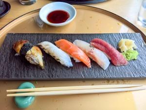 Sauan Japanese Restaurant in Geneva